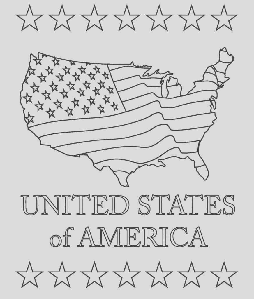 presidents day coloring pages picture