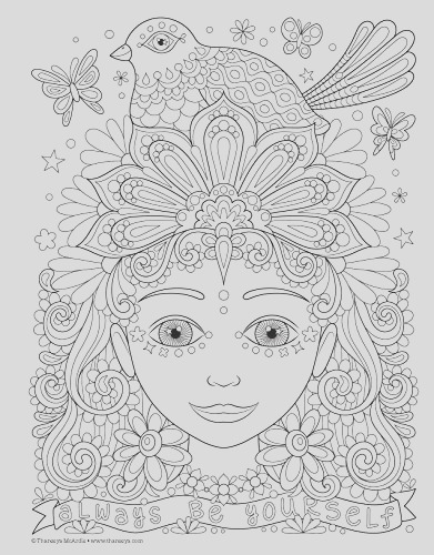 free spirit coloring book coloring is fun design originals 32 whimsical quirky art activities from thaneeya mcardle on high quality extra thick perforated pages that resist bleed through