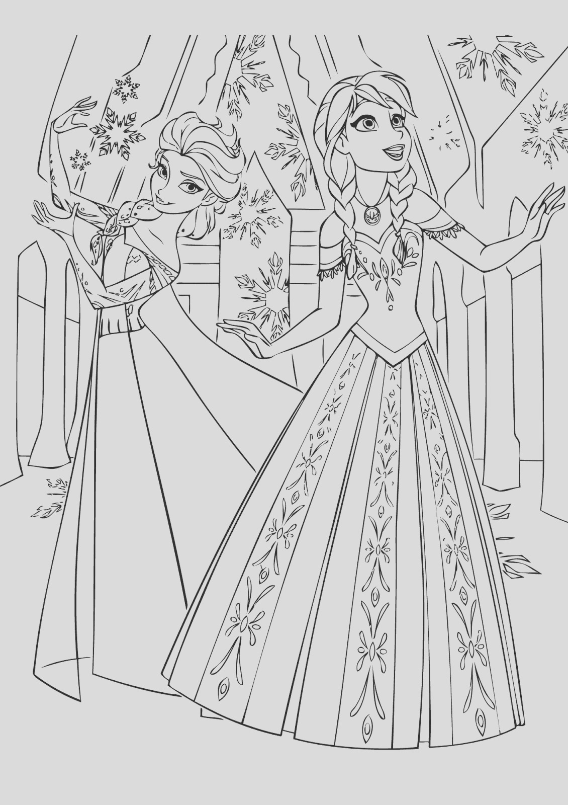 quotes coloring pages frozen