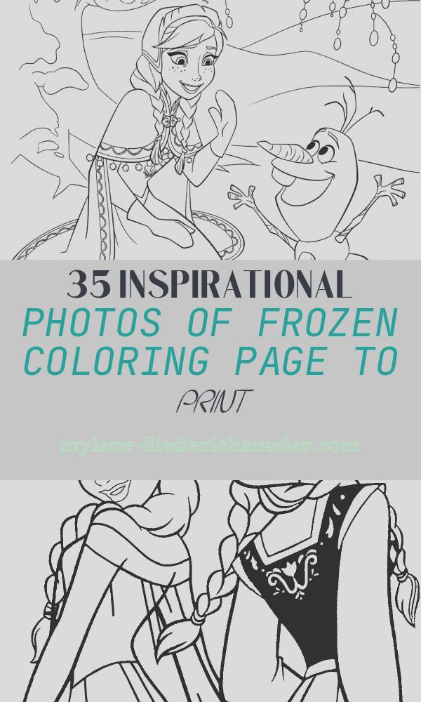 Frozen Coloring Page to Print Inspirational Free Frozen Printable Coloring & Activity Pages Plus Free
