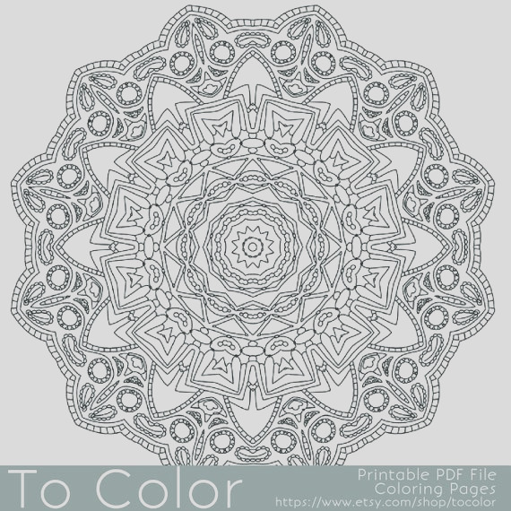 intricate printable coloring pages for