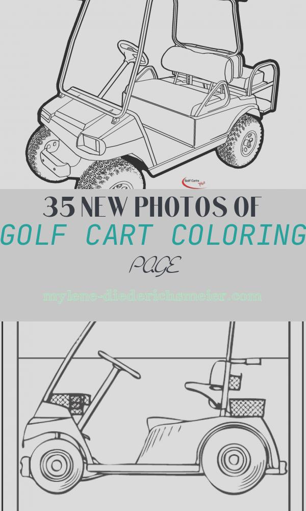 Golf Cart Coloring Page Inspirational Free Golf Carts Coloring Pages Sketch Coloring Page