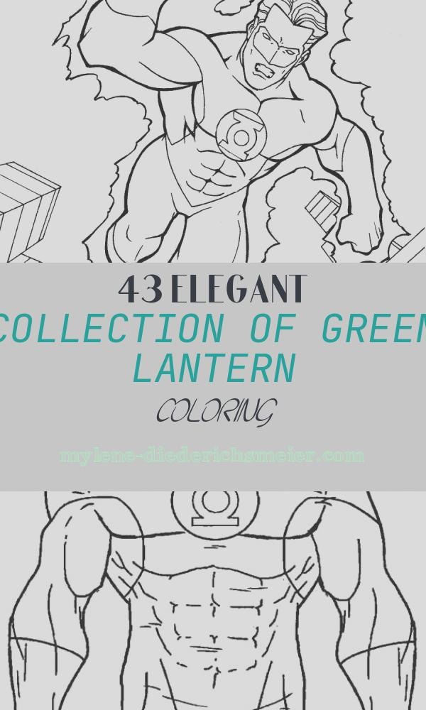 Green Lantern Coloring Best Of Green Lantern Coloring Pages Free Printable Coloring