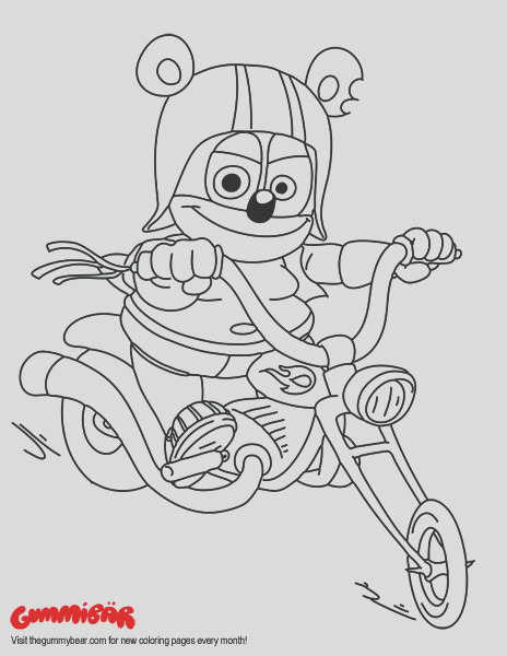 a free april coloring page