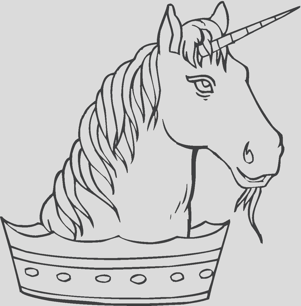hard abstract coloring pages unicorn sketch templates