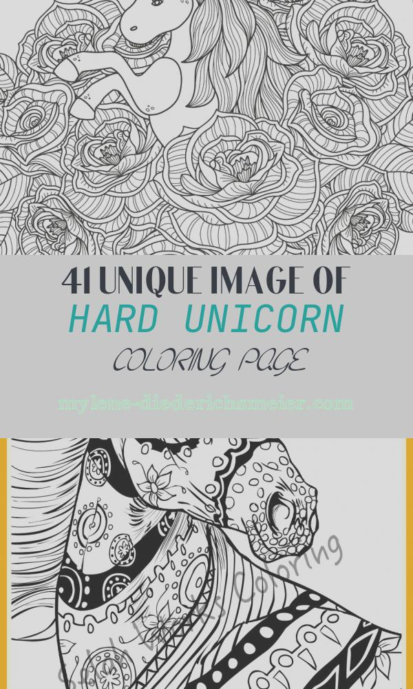 Hard Unicorn Coloring Page New Hard Coloring Pages Of Unicorns Coloring Pages Unicorns
