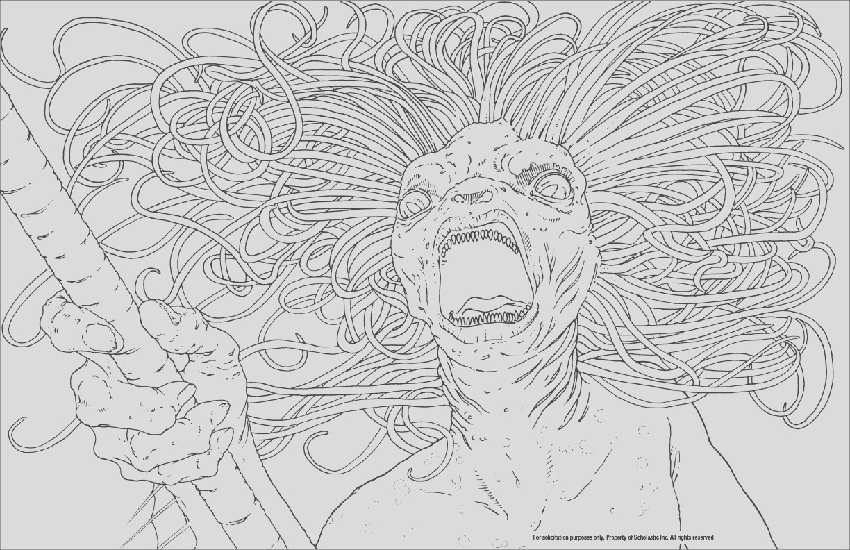 peek inside the next harry potter magical creatures coloring book