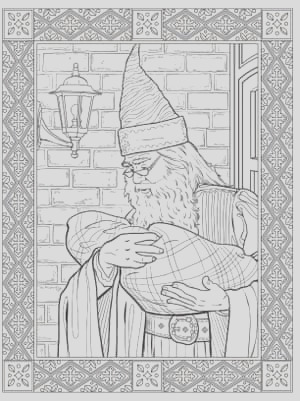 harry potter colouring book game of thrones