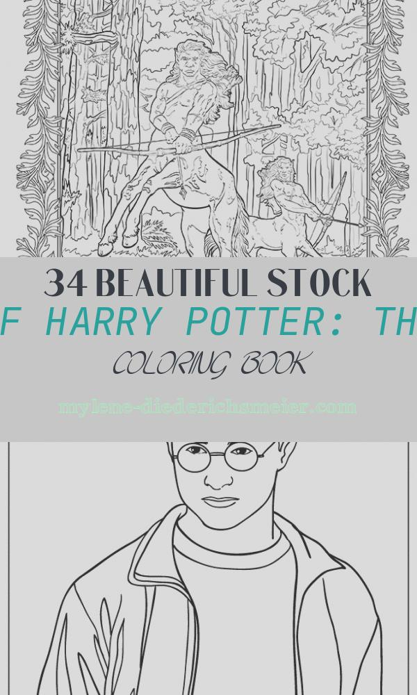 Harry Potter: the Coloring Book Luxury Ew Fers Fans A Look Inside the Newest Harry Potter