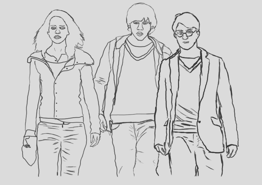 top 10 awesome harry potter coloring pages kids will love