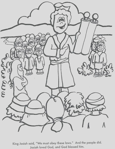 king nebuchadnezzar coloring pages
