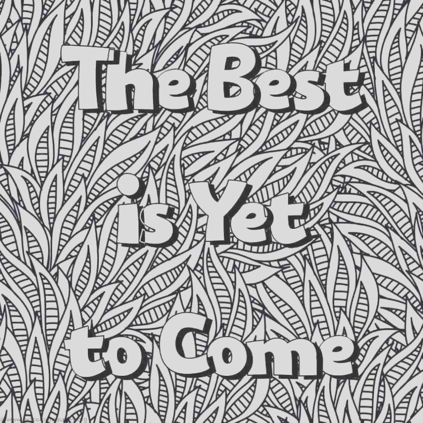 amazing inspirational coloring pages to print