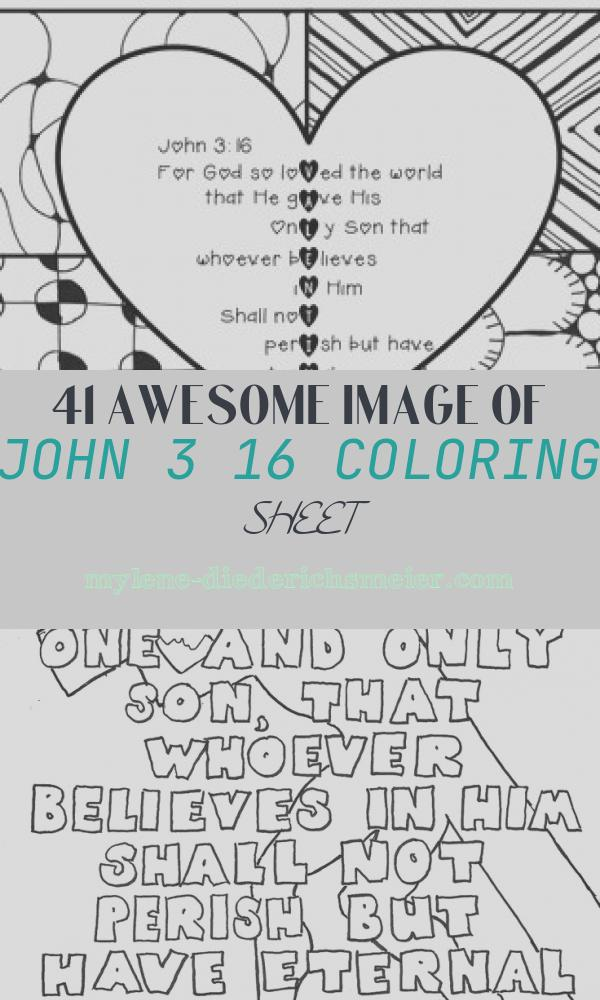 John 3 16 Coloring Sheet Fresh John 3 16 Valentine Coloring Page Zentangle Printable by
