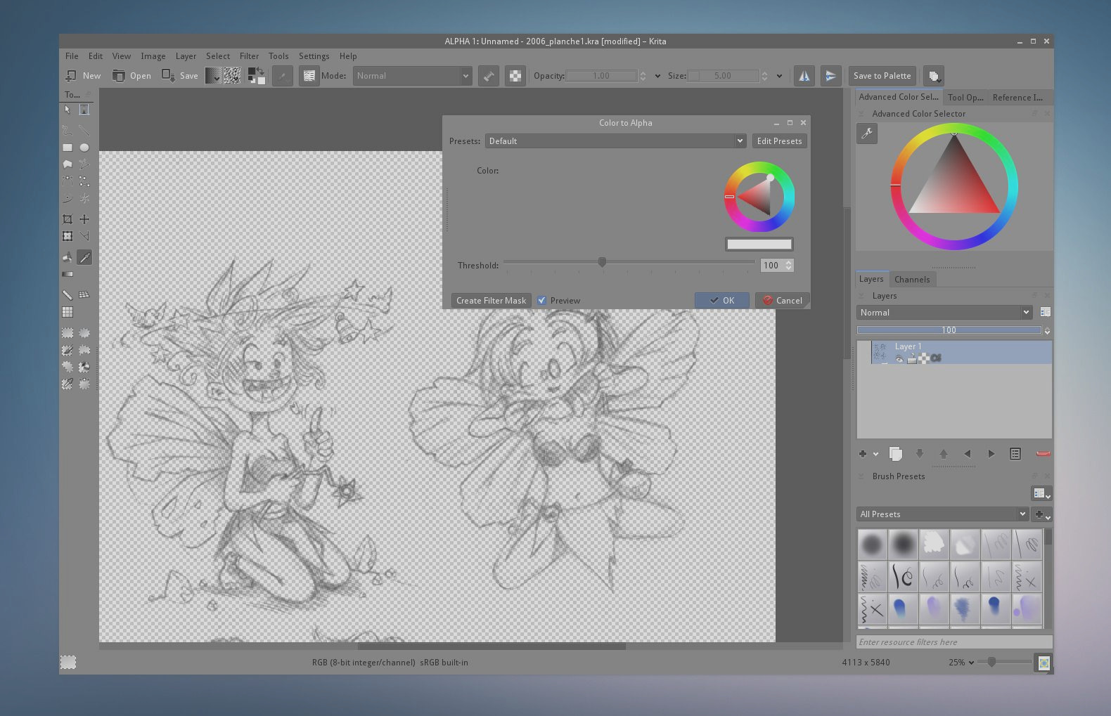 krita 2 7 a guide through the new features