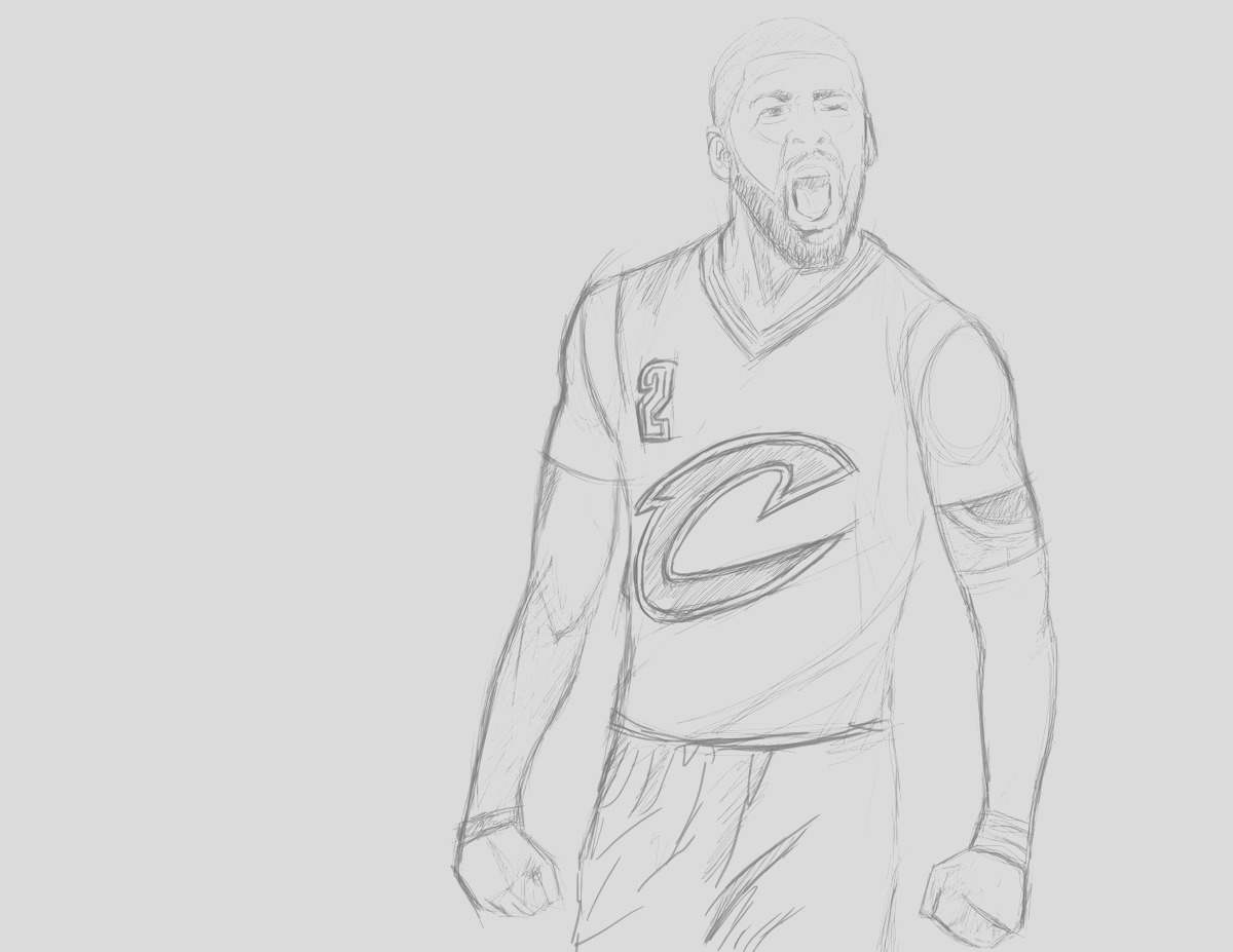 kyrie irving shoes coloring pages sketch templates