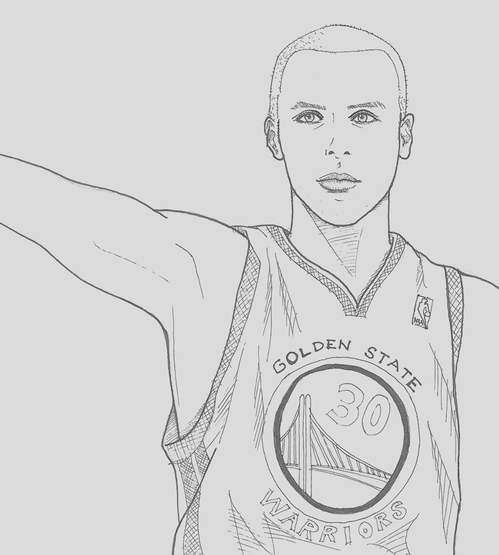kyrie irving coloring pages