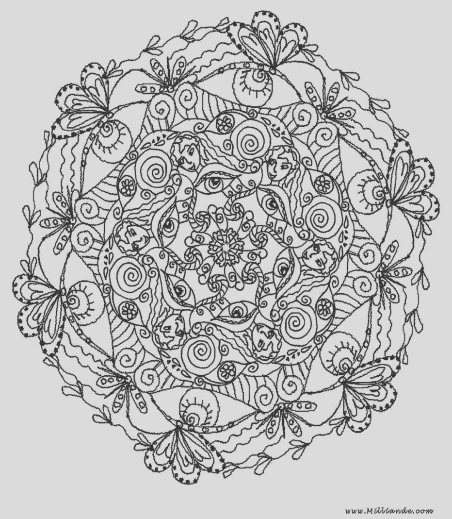 printable coloring pages for adults 26
