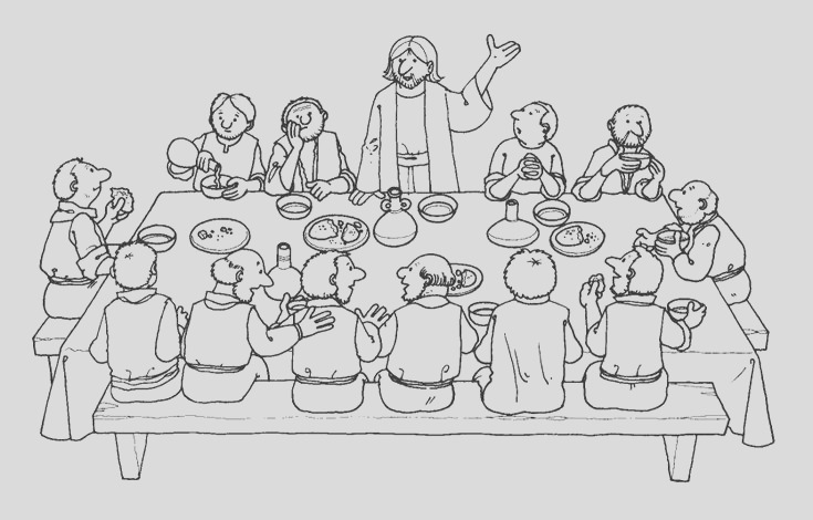 bible jesus the lord s supper