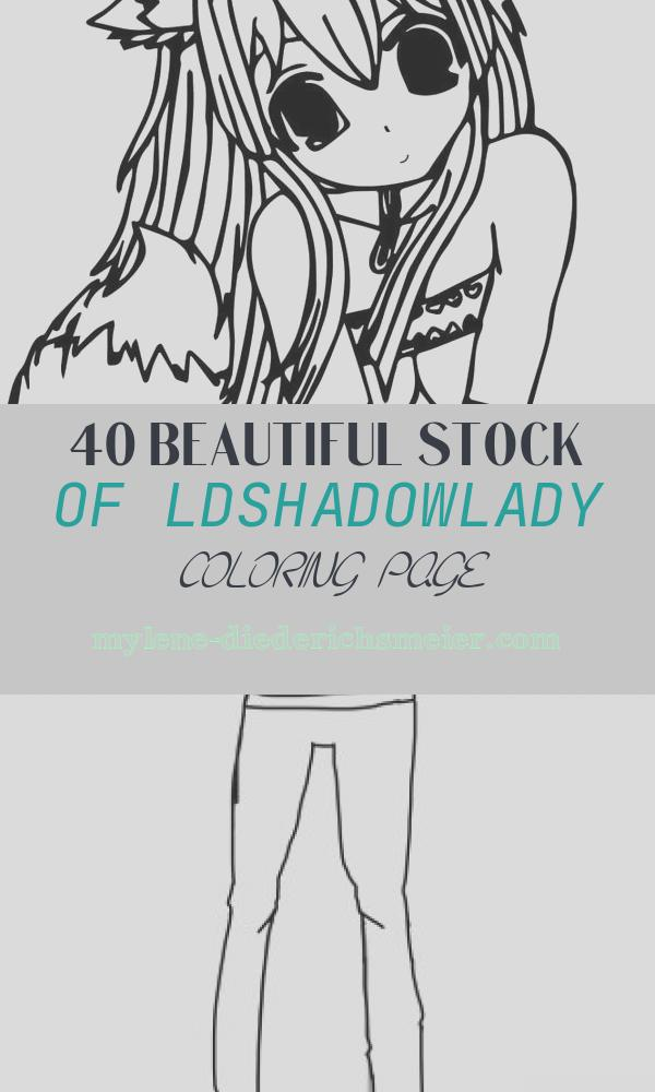 Ldshadowlady Coloring Page Fresh Ldshadowlady Coloring Pages at Getcolorings