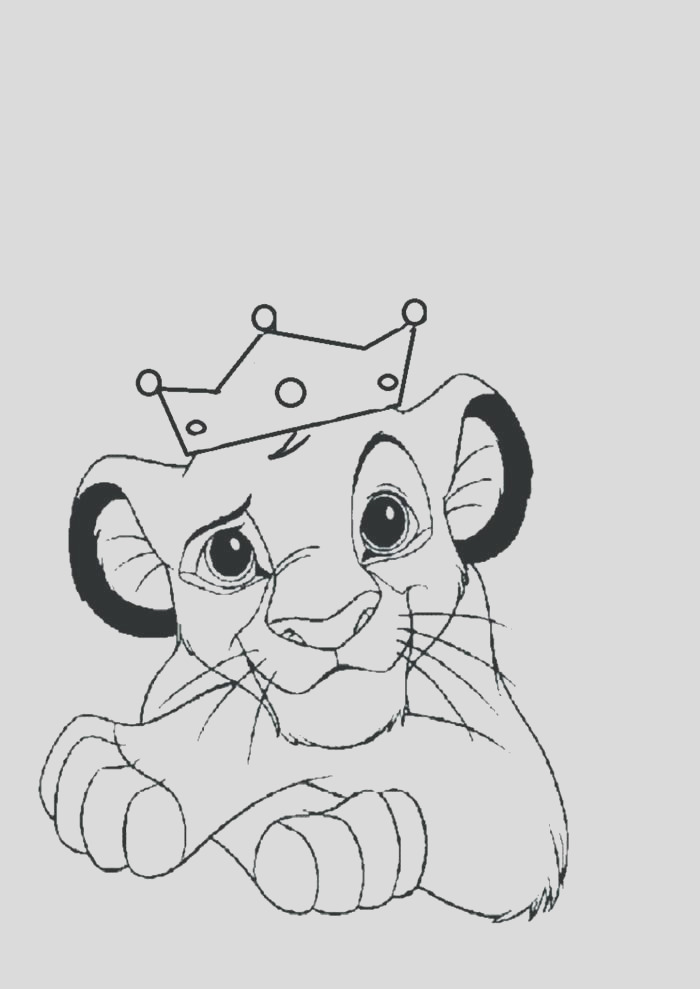 lion king scar coloring pages