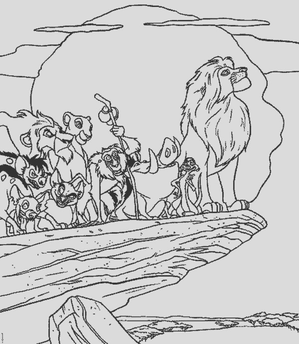 lion king characters coloring pages sketch templates