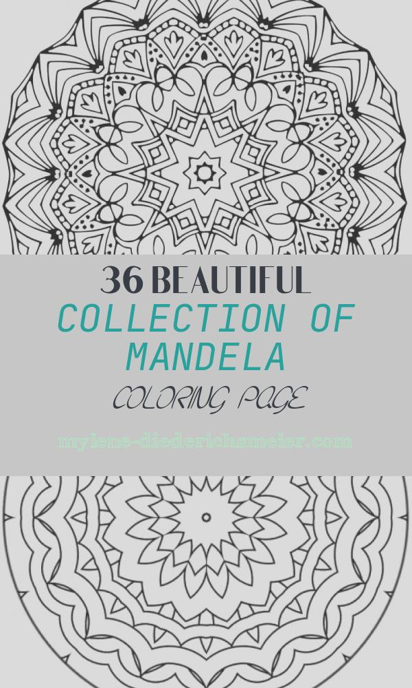 Mandela Coloring Page Lovely Color Your Stress Away with Mandala Coloring Pages