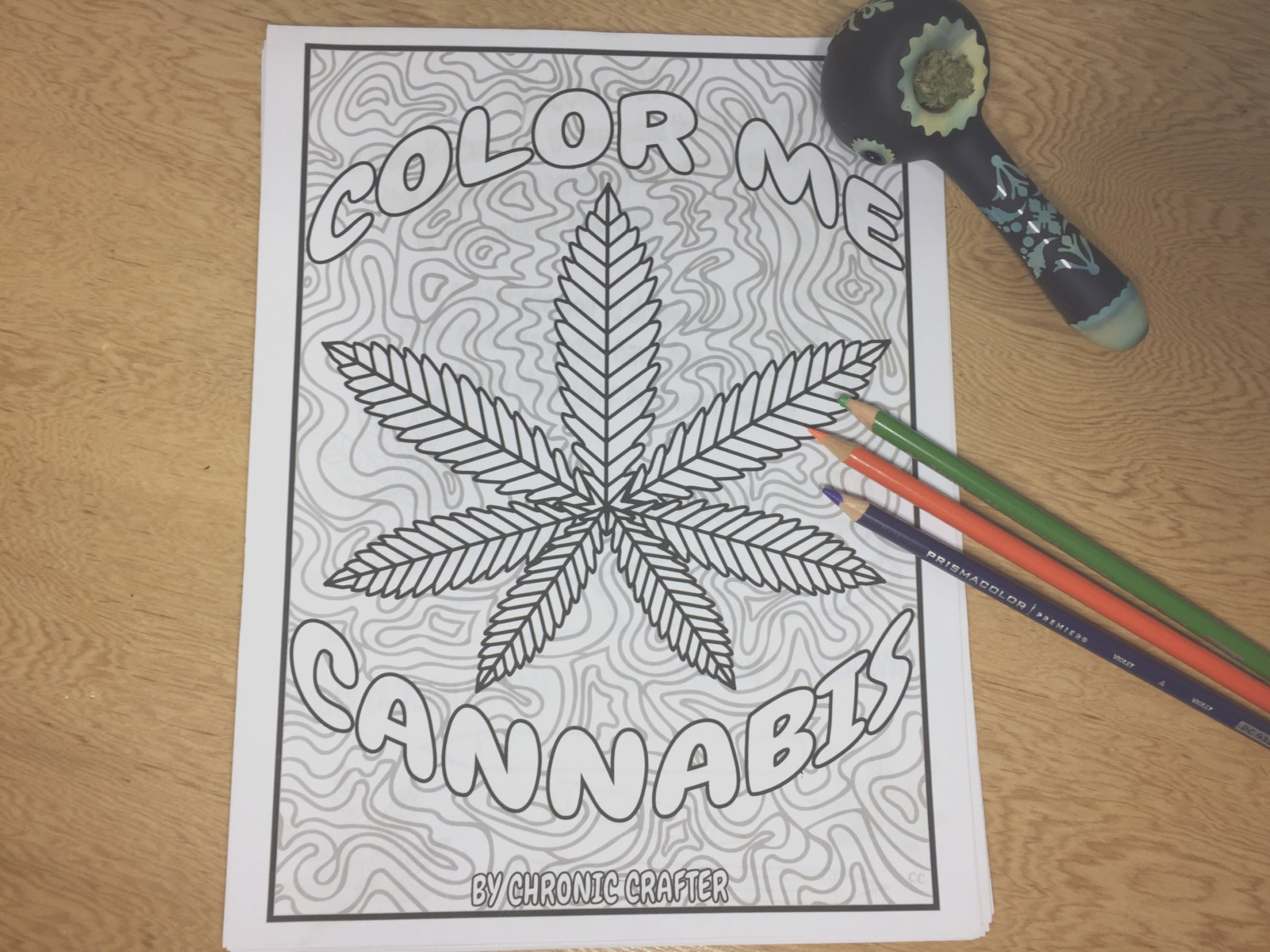 40 themed coloring pages for