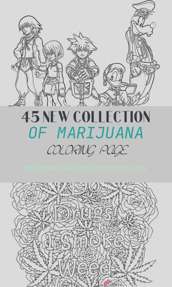 Marijuana Coloring Page Lovely Marijuana Coloring Pages to Print