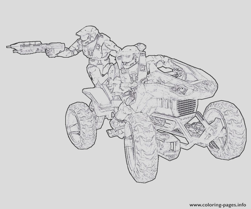 halo master chief coloring pages printable coloring pages book