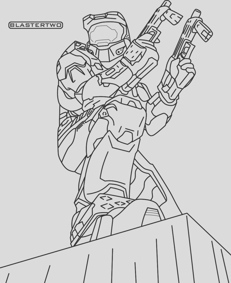 Master Chief Lines