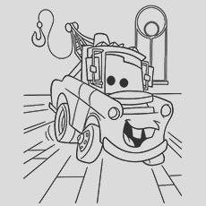 colorful cars coloring pages for your little one