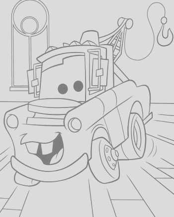 6 free printable disney cars tow mater