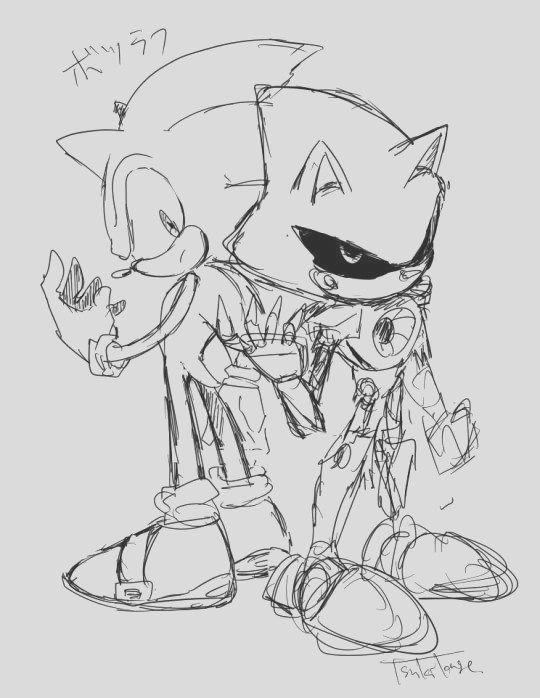 metal sonic friends