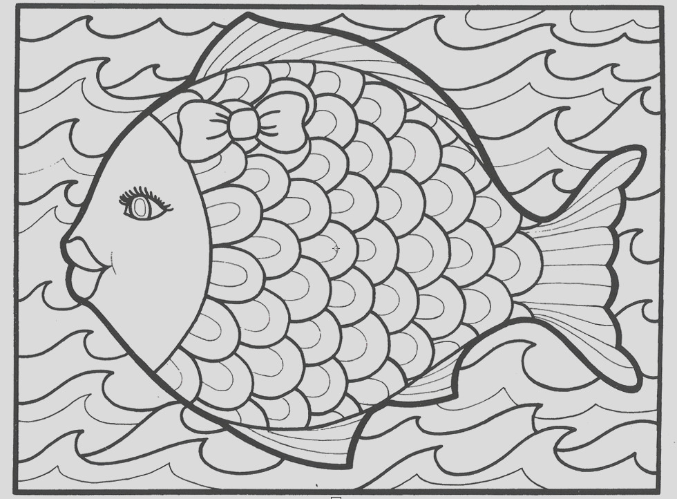 summer coloring pages for middle school students