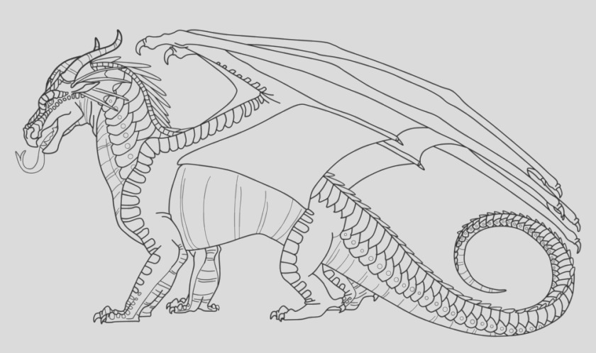 hboJmmi wings of fire coloring pages printable dragons image