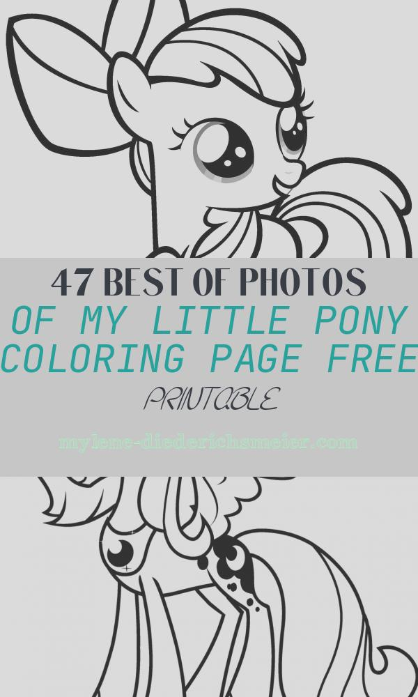 My Little Pony Coloring Page Free Printable Best Of Free Printable My Little Pony Coloring Pages for Kids
