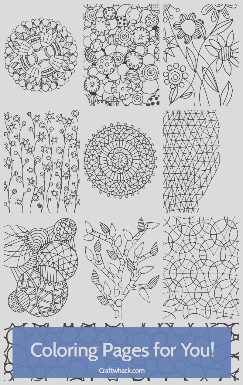 awesome new coloring pages for adults