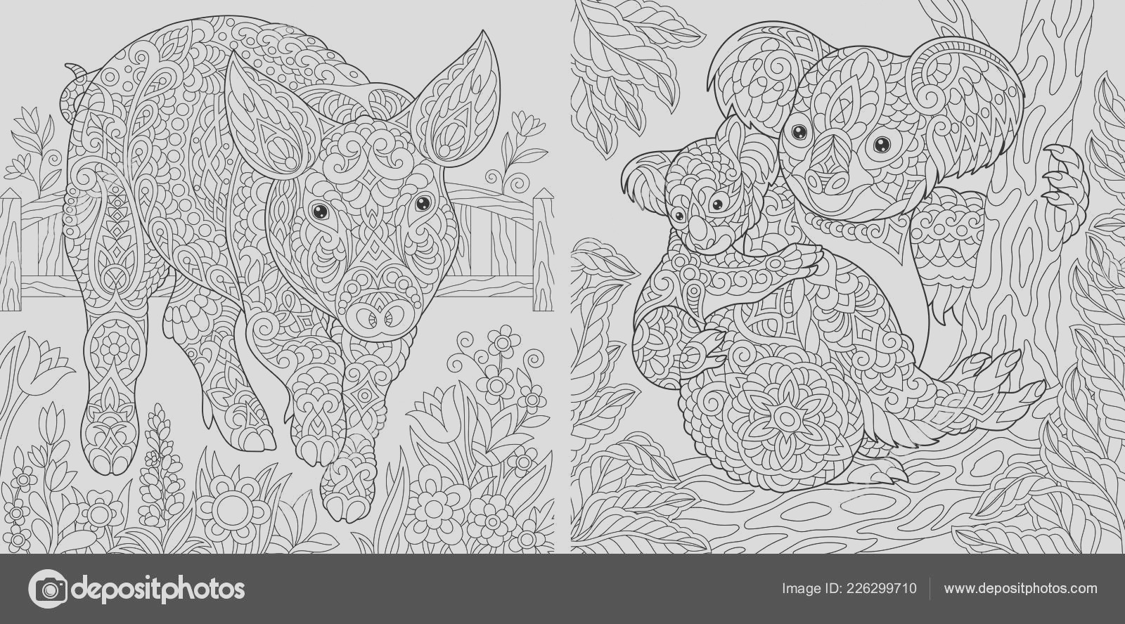 stock illustration coloring pages coloring book adults