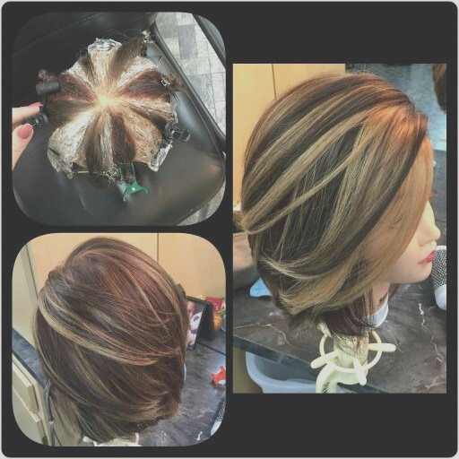 hot new hair coloring technique