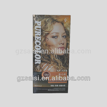 FengFeng Pure Hair Color Cream Non