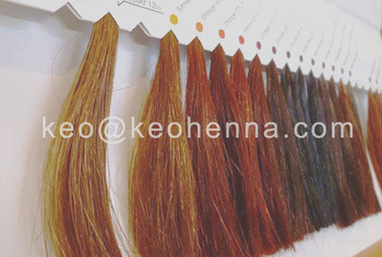 herbal hair dye non allergic hair