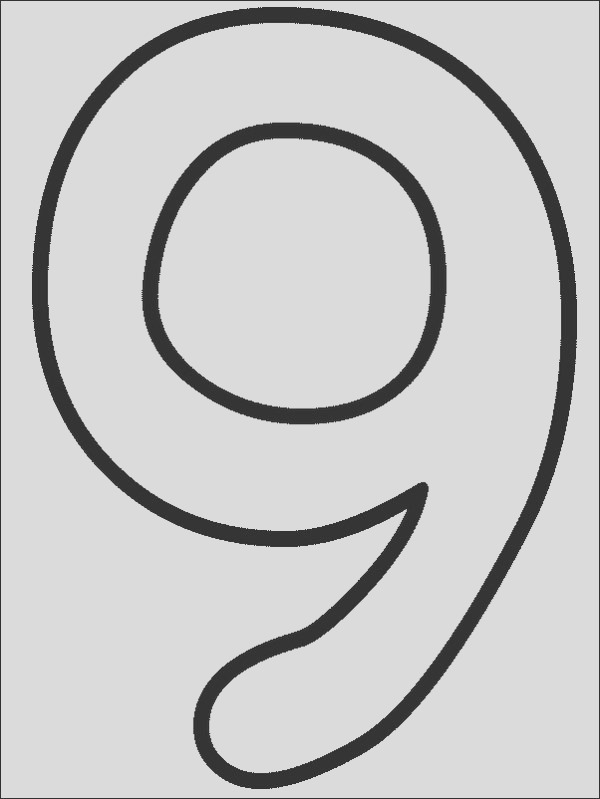 numbers to coloring