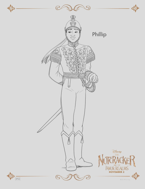 nutcracker coloring sheets and activity pages