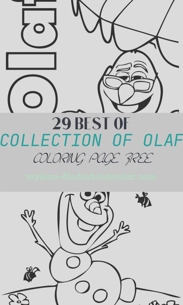 Olaf Coloring Page Free Inspirational Frozens Olaf Coloring Pages Best Coloring Pages for Kids