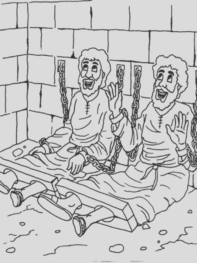 peter escapes prison coloring pages sketch templates