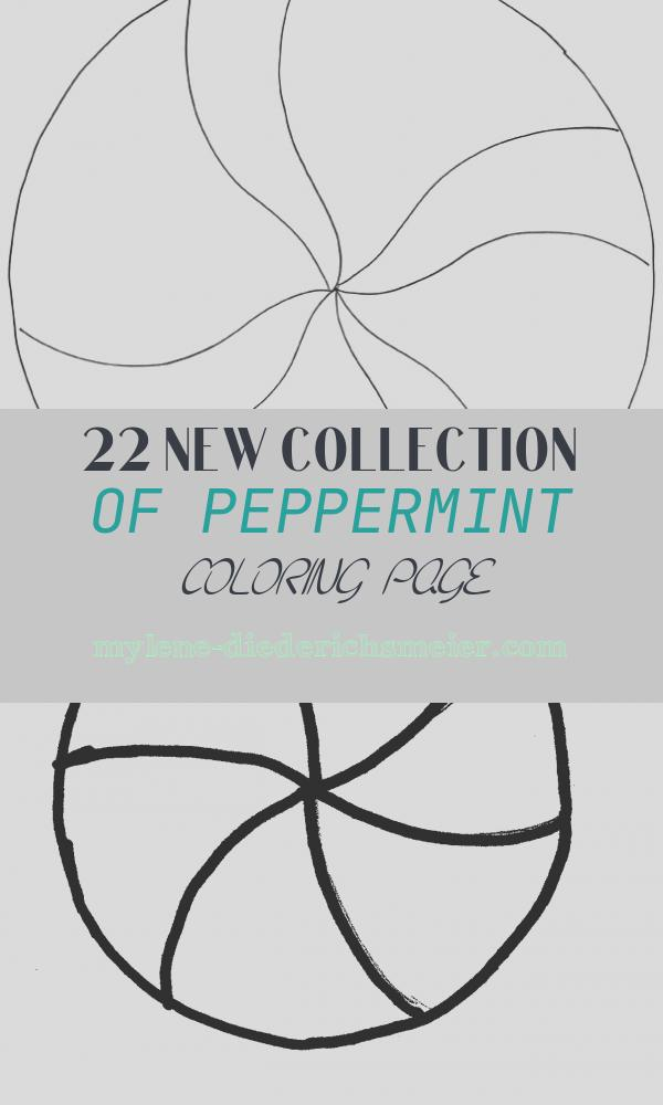 Peppermint Coloring Page Awesome Adventures at Greenacre How to Make Peppermint Candy