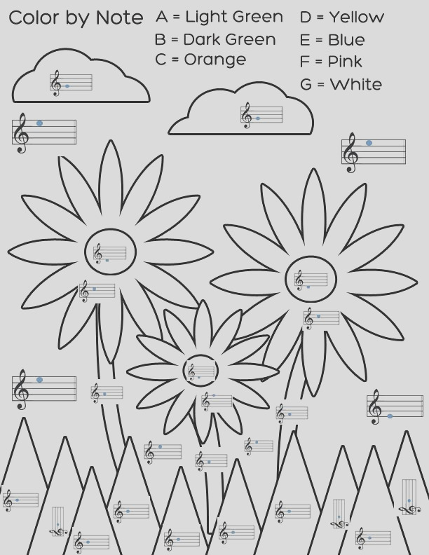 piano music theory games activities for kids