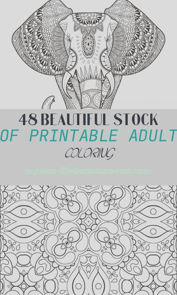 Printable Adult Coloring Unique Adult Coloring Pages Animals Best Coloring Pages for Kids