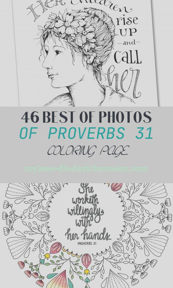 Proverbs 31 Coloring Page Best Of Call Her Blessed Proverbs 31 Coloring Page