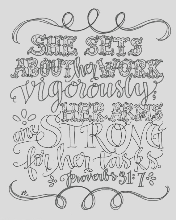 adult coloring page proverbs 317 she ref=shop home active 1